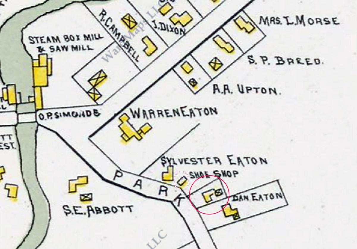 105-park-st-n-reading-map