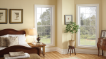 Silverline 8500 series vinyl windows with optional dividers