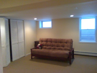 den-guest room